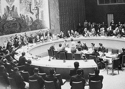 Remembering David Horowitz (10): Back to the Desert–War over Suez