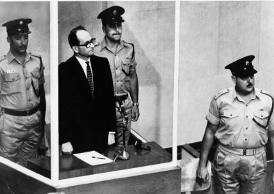 Remembering David Horowitz (16): Remember Amalak–Justice in Ramala