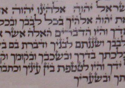 The Shema Song by John Carlson