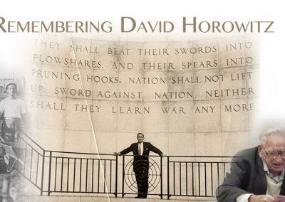 Remembering D. Horowitz