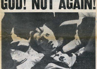 Remembering David Horowitz (22): Twelve Volatile Months