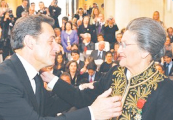 From the Holocaust to Légion d'honneur