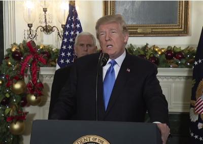 President Trump & The Jerusalem Embassy Act of 1995