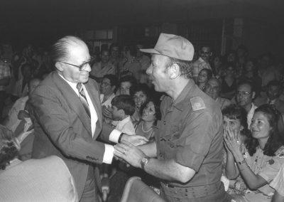 Remembering David Horowitz (35): Talking Torah with the Prime Minister