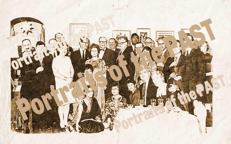 1966: A Congenial Gathering
