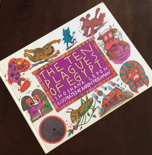 The Ten Plagues of Egypt – A Passover Storytime for Children