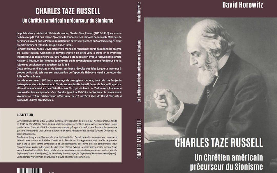 Horowitz Book Translated into French Language