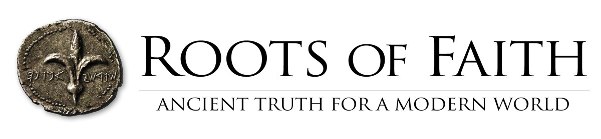 The Official Logo for Roots of Faith