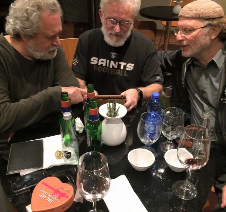 A Glutton and a Drunkard – Jesus and the Dead Sea Scrolls?