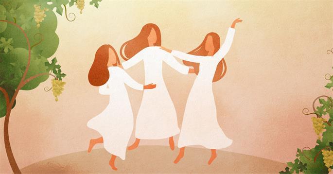 From Mourning to Joy – Tisha b'Av to Tu b'Av