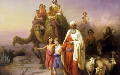 The Pentateuch: A New Look – From Avram to Avraham – Class Four