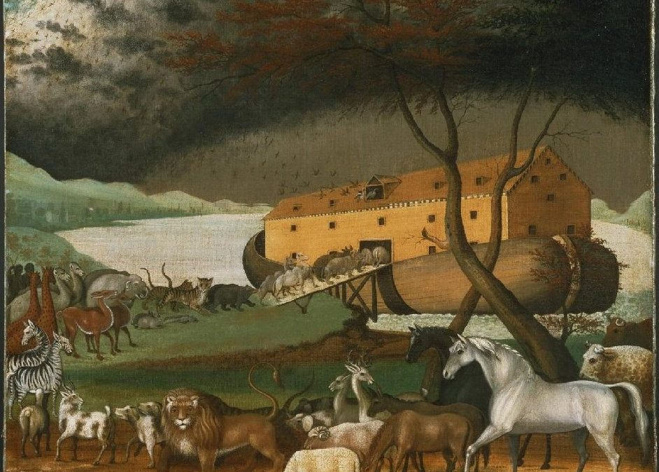 The Pentateuch: A New Look – Noah – Class Three
